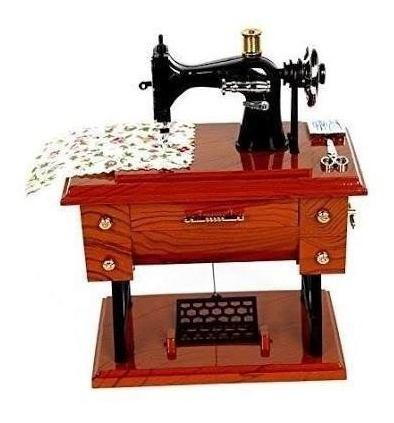 Alajero musical vintage maquina de coser envio gratis