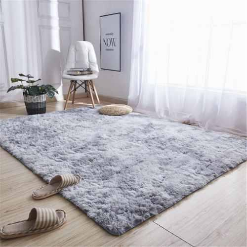 Alfombra ultra suave y moderna para cuarto de bebé,