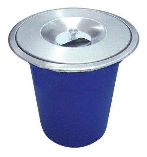 Bote de basura empotrable 4 litros