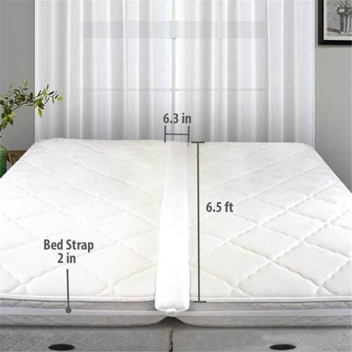 Juego de extensor de colchón de doble a doble cama de