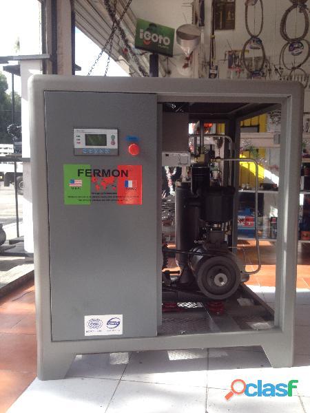Compresor de tornillo de 10 hp