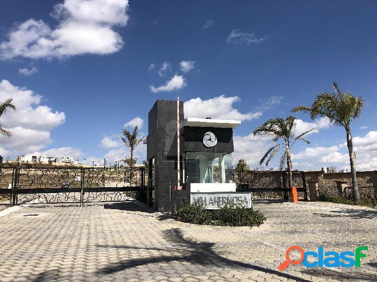 Se vende terreno con excelente ubicación en parque villahermosa