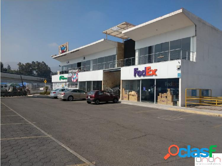 Renta de local plaza punto atizapán planta alta
