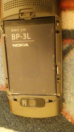 Celular Nokia 303 Asha Perfecto Estado, (sin Energia)