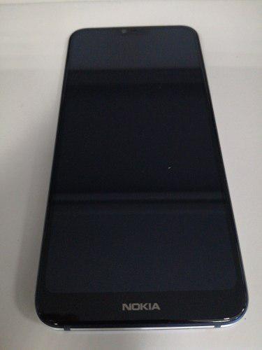 Celular Nokia 7.1 64gb Telcel Original Liberado 1 Mes De Uso