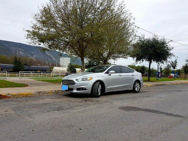 Ford fusion 2014 se nav