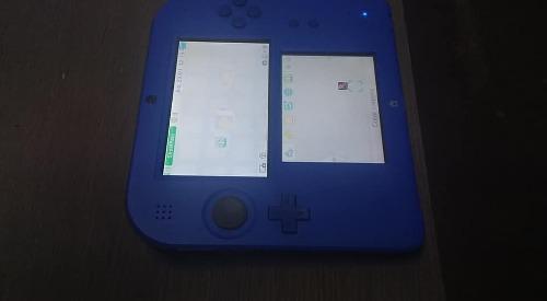 Nintendo 2ds normal
