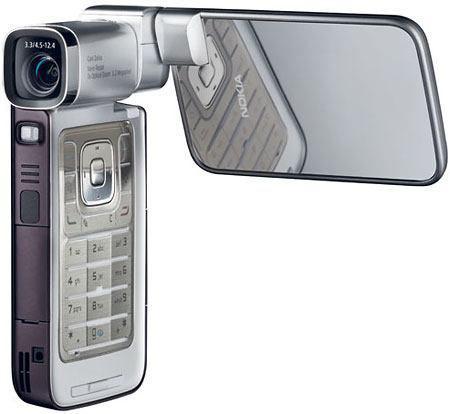 Nokia N93i Telefono Celular Gsm