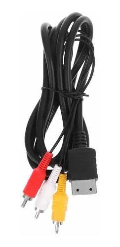 Cable de video rca para sega dreamcast