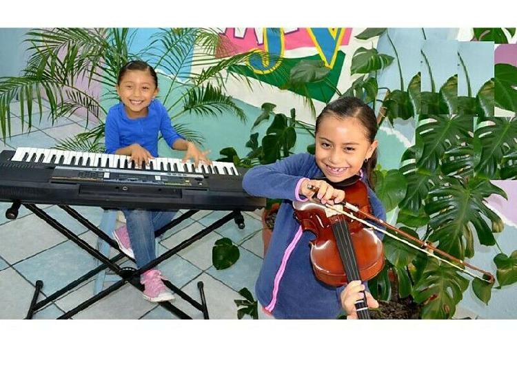 Curso de violín todas edades desde 5 años