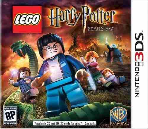 Lego harry potter: años 5-7 - nintendo 3ds