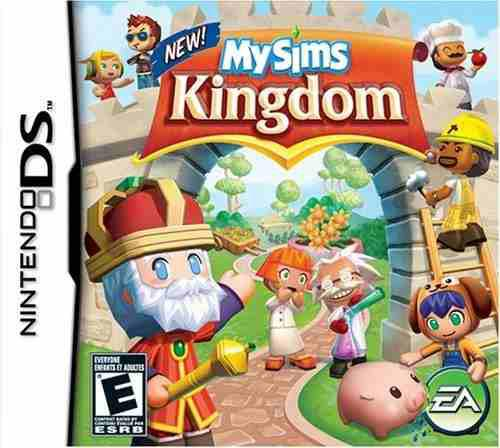 Mysims kingdom nintendo ds