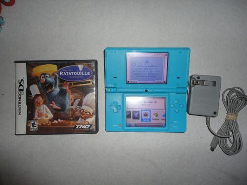 Nintendo dsi 1 juego cargador original