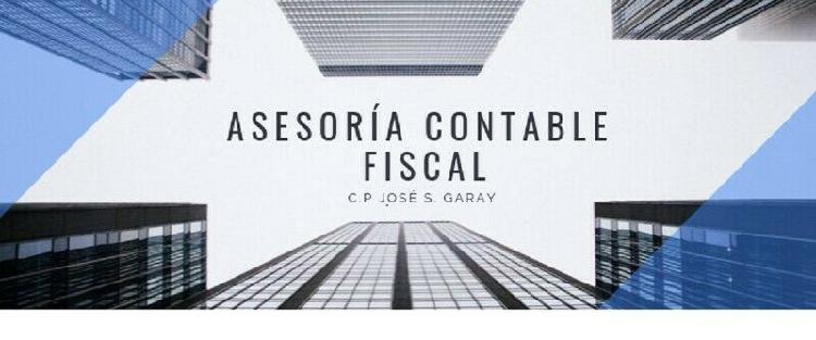 Servicios profesionales contables y fiscales