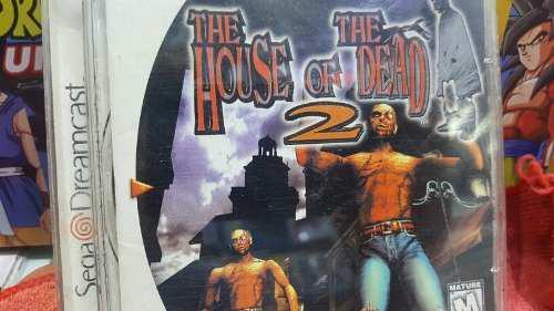 Usado, THE HOUSE OF THE DEAD 2 SEGA DREMSCAST (FÍSICO) ORIGINAL segunda mano  México (Todas las ciudades)