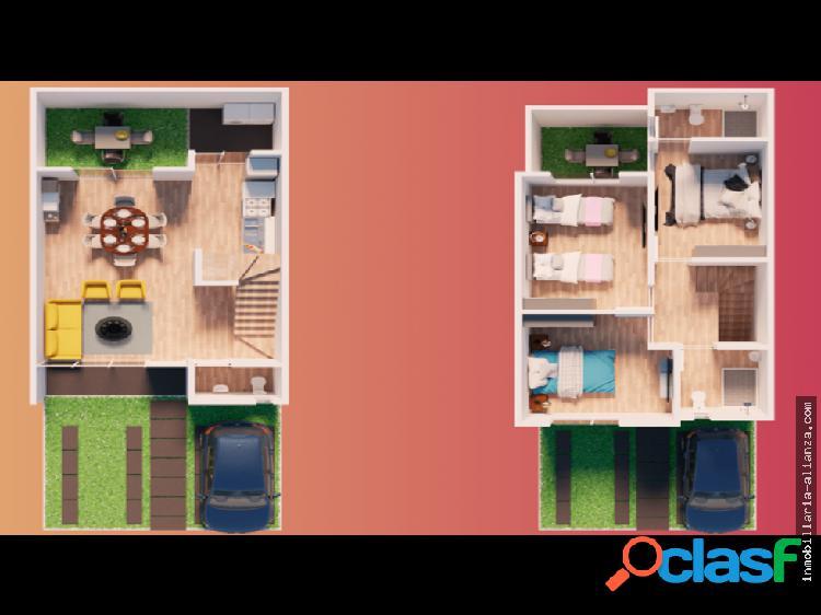 Casa en venta pachuca a 5´de la plaza explanada
