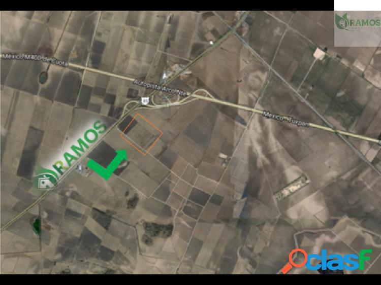 Terreno en venta tolcayuca con dirección a pachuca