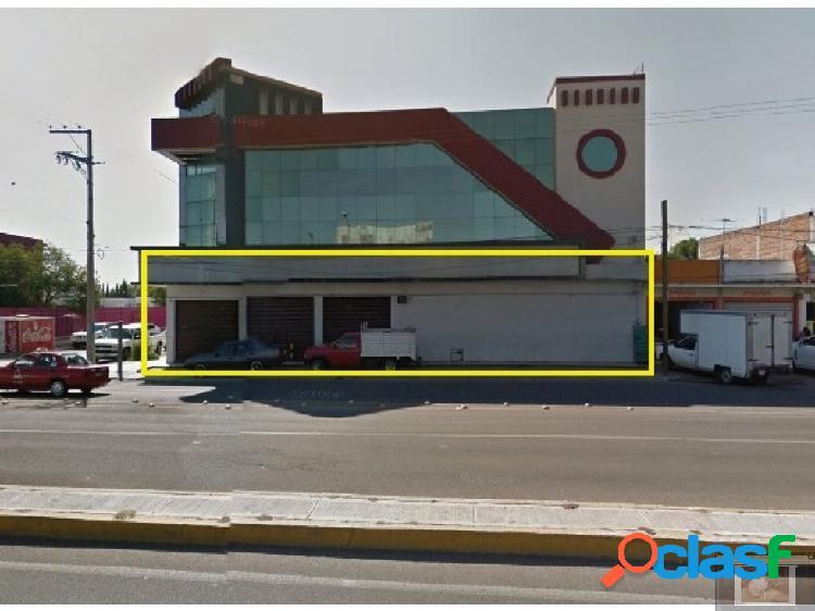 LOCAL COMERCIAL EN RENTA ZONA SUR AV CONVENCION
