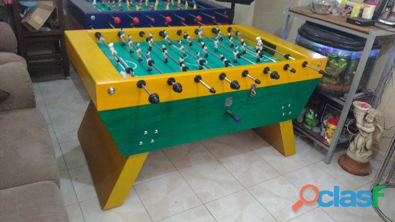 Futbolitos casa lima