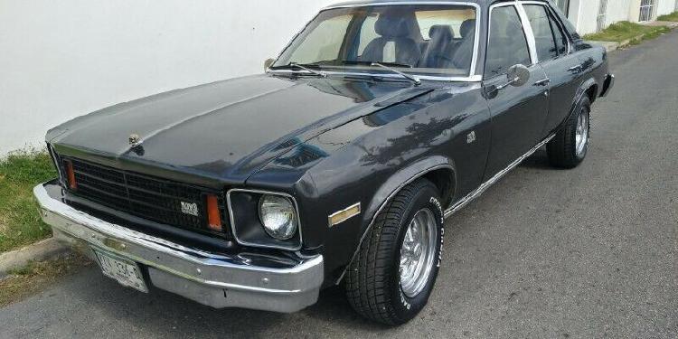 Auto clasico chevrolet nova 1975