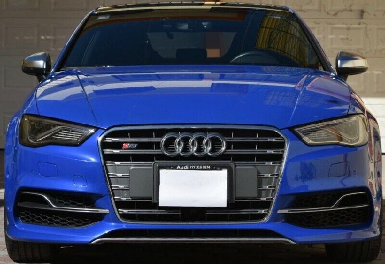 Audi s3, año 2016 versión exclusiva 290 hp quattro