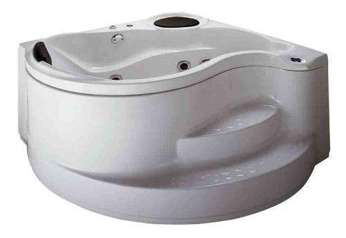 Bañera para baño hidromasaje esquinera cf montable aquaspa