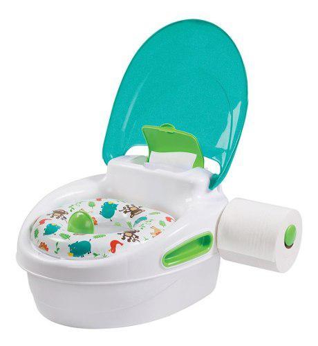 Bañito baño entrenador infantil de lujo 3 en 1 summer