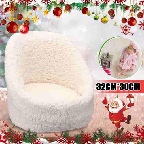 Bebé recién nacido fotografía prop modelado mini sofá