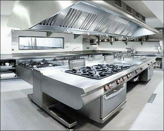 Cocinas mantenimiento y reparación.