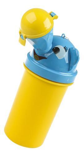 Niños portátil orinal bebé higiénico urinal de emergenci