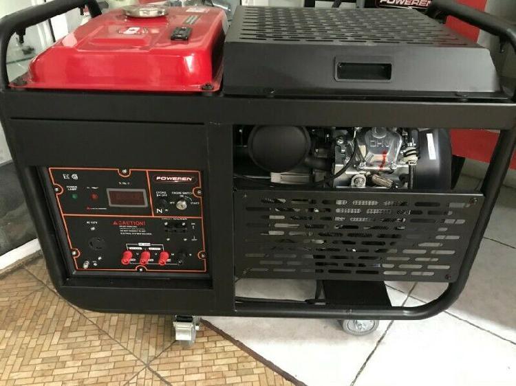 Generador poweren pw14000 bifasico
