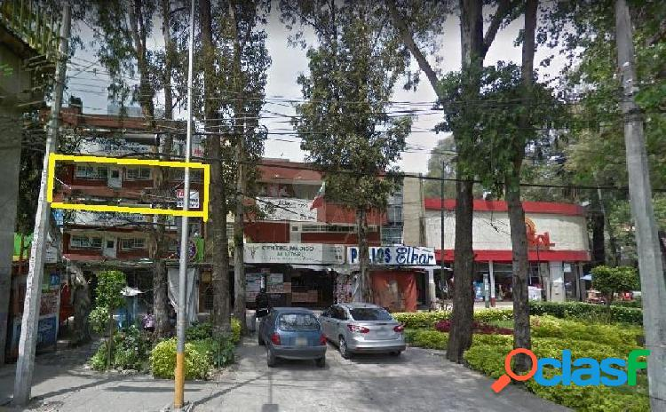 Local comercial en renta en coyoacan bosques de tetlameya, local en renta que cuenta con 8 cubiculos