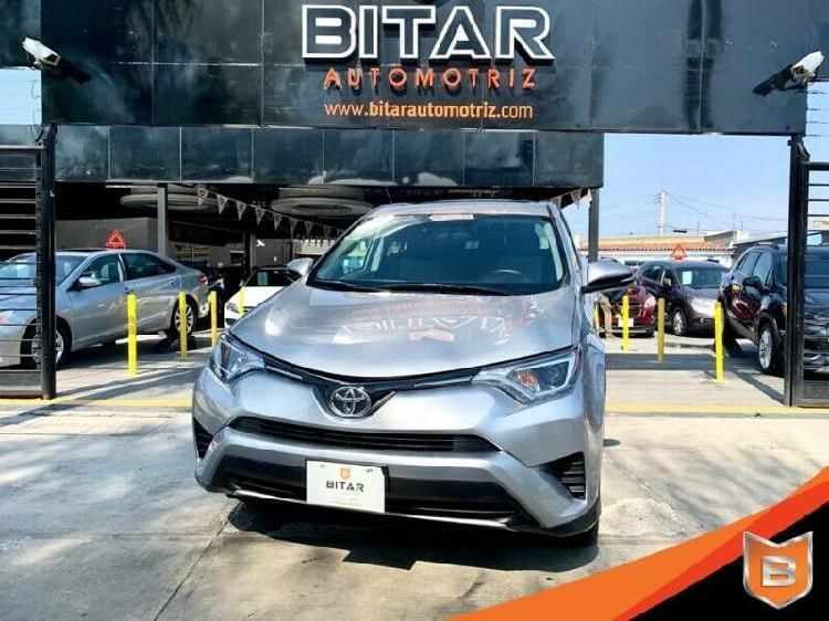Toyota rav4 2018 xle awd