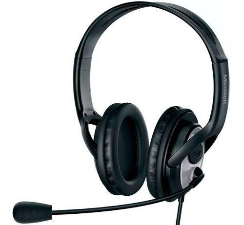 Audifono diadema gamer pc con microfono microsoft lifechat