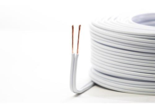 Cable duplex calibre 12 awg pot flexible 50 metros