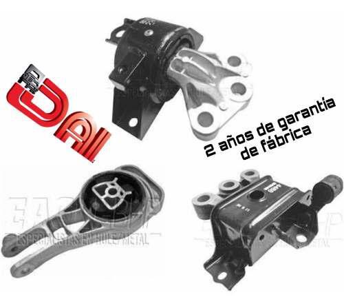 Kit soportes para motor chevrolet sonic transm std marca dai
