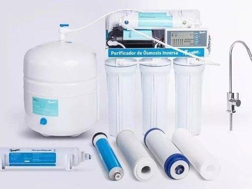 Purificador de agua osmosis inversa...marca rotoplas.