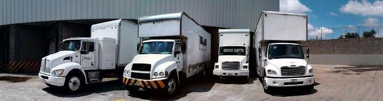 Transporte de carga en general, fletes y mudanzas