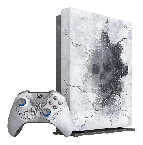 Xbox one x 1tb edicion especial gears 5 incluye 5 juegos