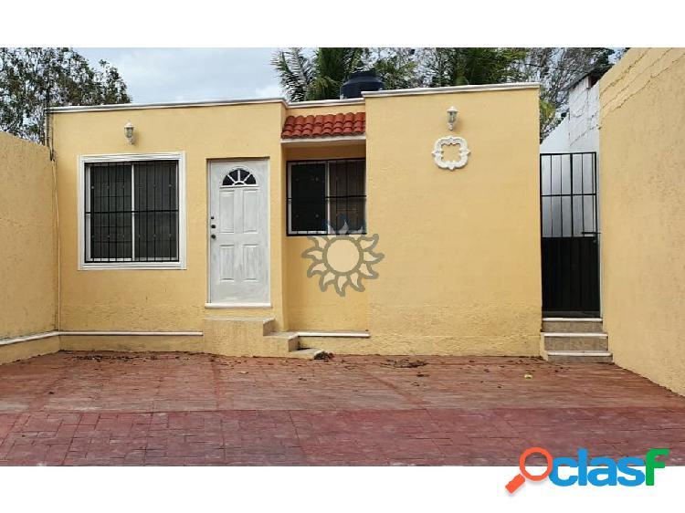 Casa en venta en Santa Lucia, Valladolid Yucatan