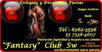 Atizapan Fantasy club la Autentica Fiesta solo para parejas