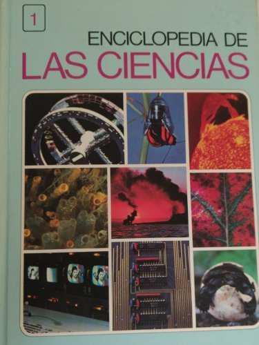 Bonita enciclopedia de las ciencias grolier