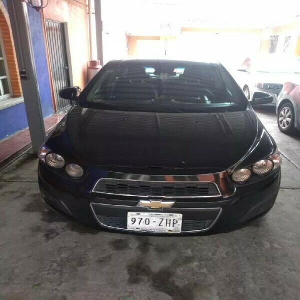 Chevrolet sonic 1.6 lt at sedán