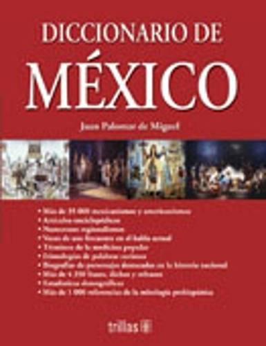 Diccionario de méxico trillas