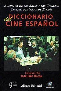 Diccionario del cine español
