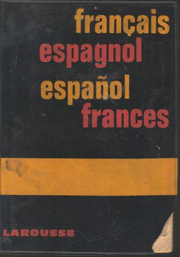 Diccionario español francés larousse
