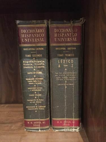 Diccionario hispánico universal