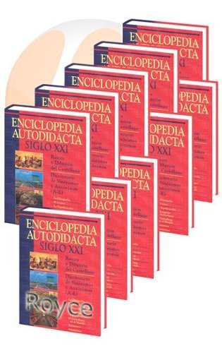 Enciclopedia autodidacta siglo xxi 10 vols