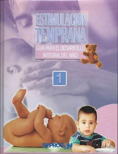 Enciclopedia estimulación temprana 3 tomos + cd rom
