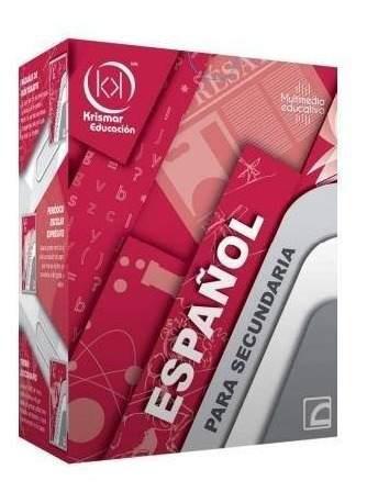 Español y matematicas para secundaria + 3 cd regalo